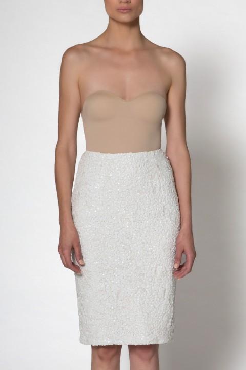 alisondaviscollectionfrontskirtwhiteredcarpeteveningwear