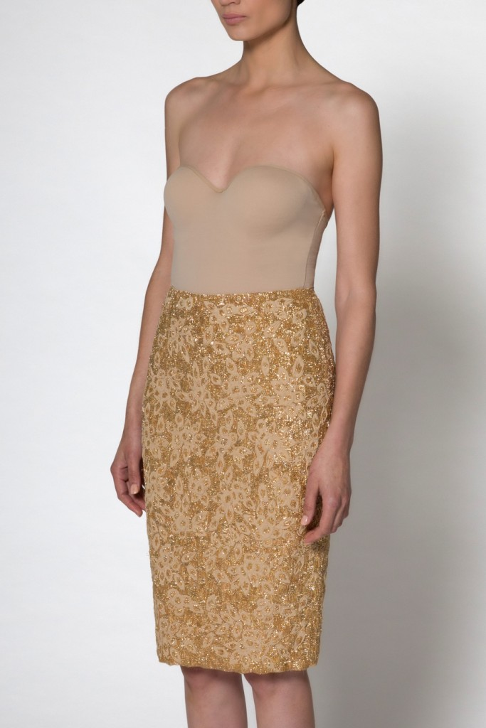 Ebony Skirt - Alison Davis